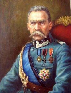 Jozef Pilsudski, Primer Mariscal de Polonia
