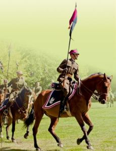 Ulano de la caballería polaca