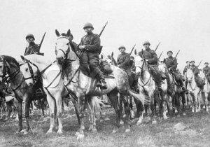 Escuadrón de caballería polaco