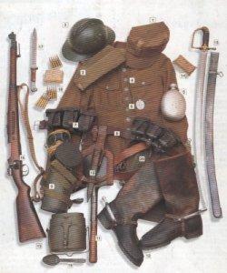Uniforme de ulano de la caballería polaca, 1939