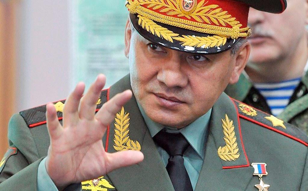 Serguei Shoigu, Ministro de defensa de Rusia, justifica con mitos la creacion de nuevas divisiones