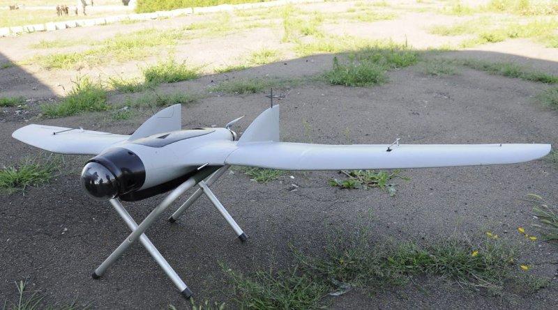 UAV (Drone) ucraniano Furia