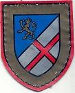 Parche de la Brigada de la Defensa Operativa del Territorio (BRIDOT) V