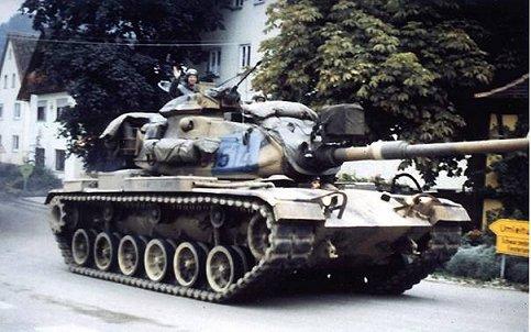 El hombre que robo un tanque de guerra